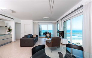apartment royal beach tel aviv