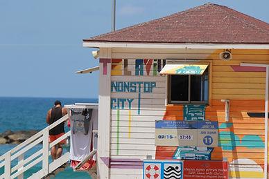 tel aviv plage vacances israel