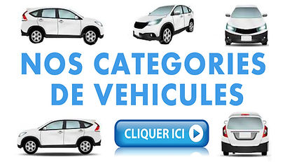 categories de voitures de location