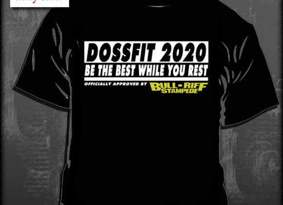 LOCKDOWN 2020 - DOSSFIT SHIRT