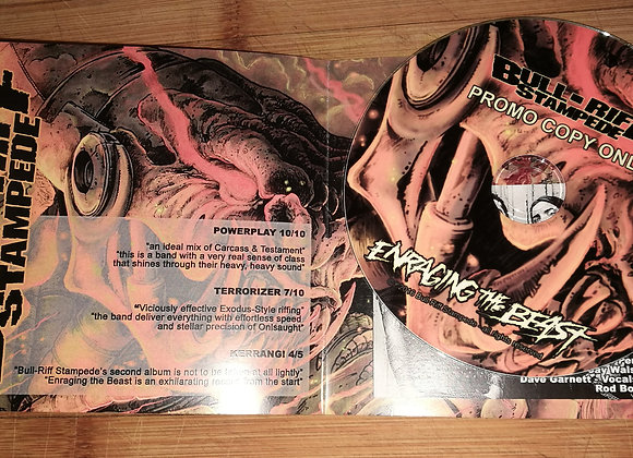 PROMO COPY - ENRAGING THE BEAST FULL ALBUM