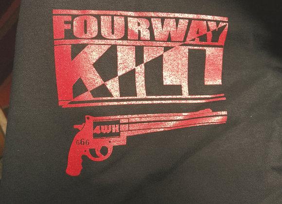 FOURWAYKILL - TRIGGER TEE