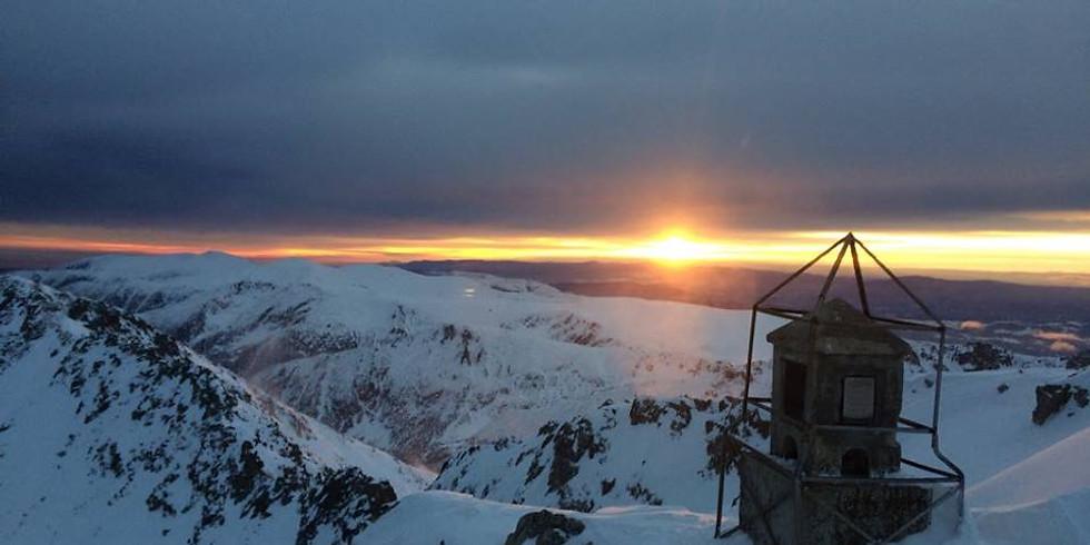Зимно изкачване на връх Мусала