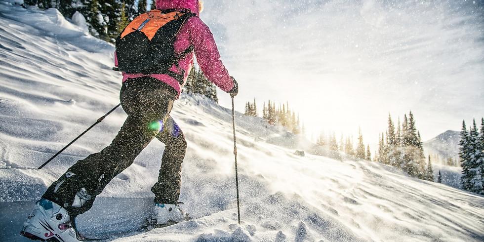 Ски туринг Безбог