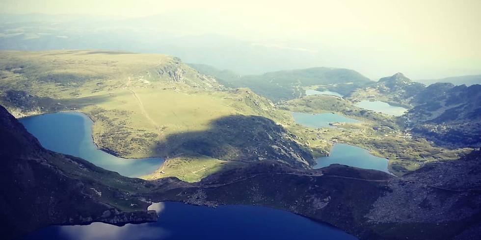 Водопад Скаквица, Седемте езера и хижа Иван Вазов