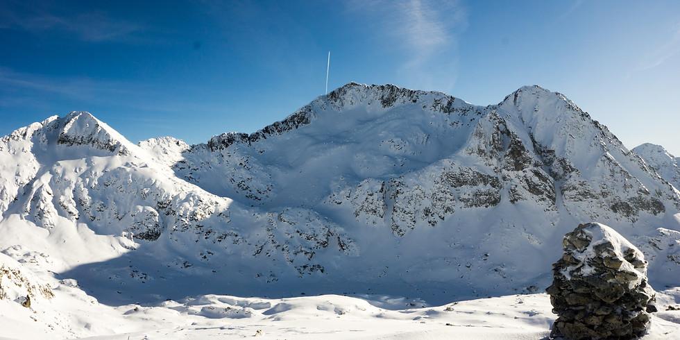 Зимно изкачване на връх Каменица