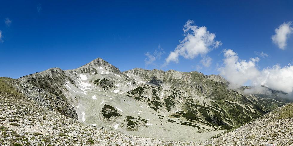Изкачване на върховете Безбог и Полежан