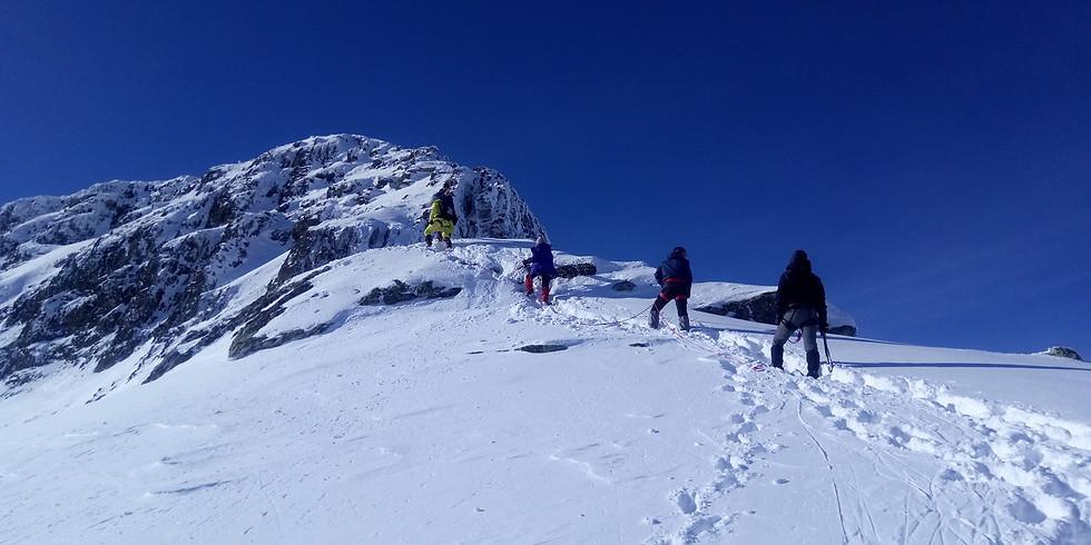 Курс по зимно планинарство Януари