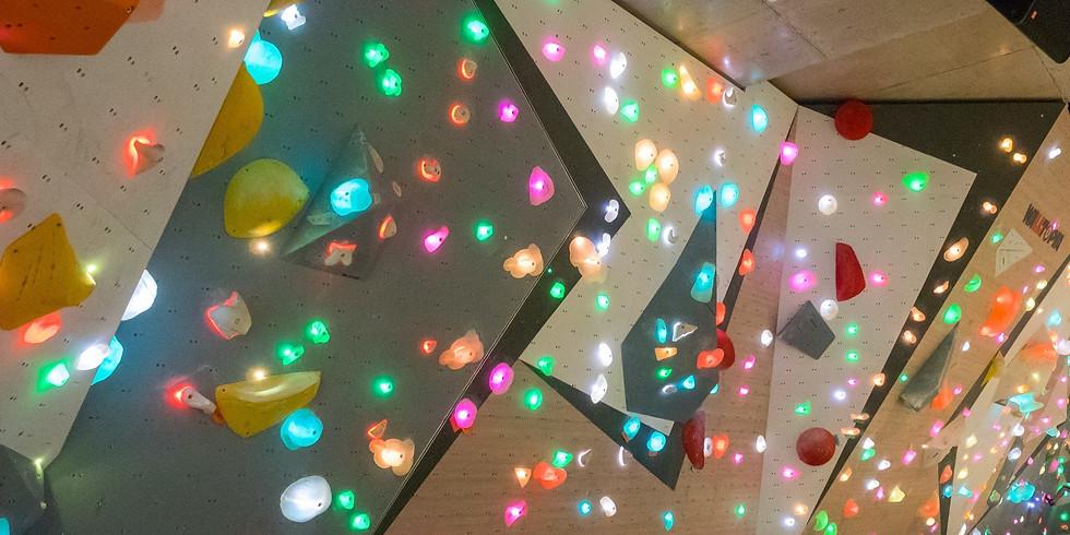 Курс по катерене в зала Walltopia Декември - начално ниво