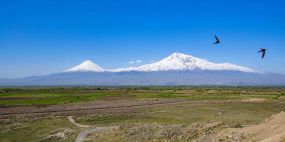 Голям и Малък Арарат - застиналите гиганти на Турция
