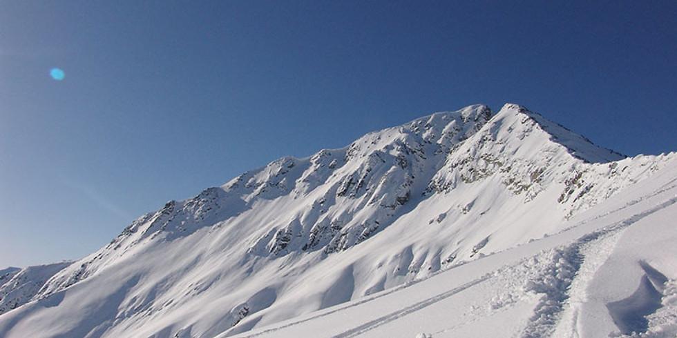 Зимно изкачване на връх Тодорка