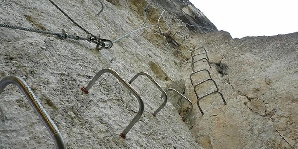 Via ferrata Ледницата и пещерата Съева дупка