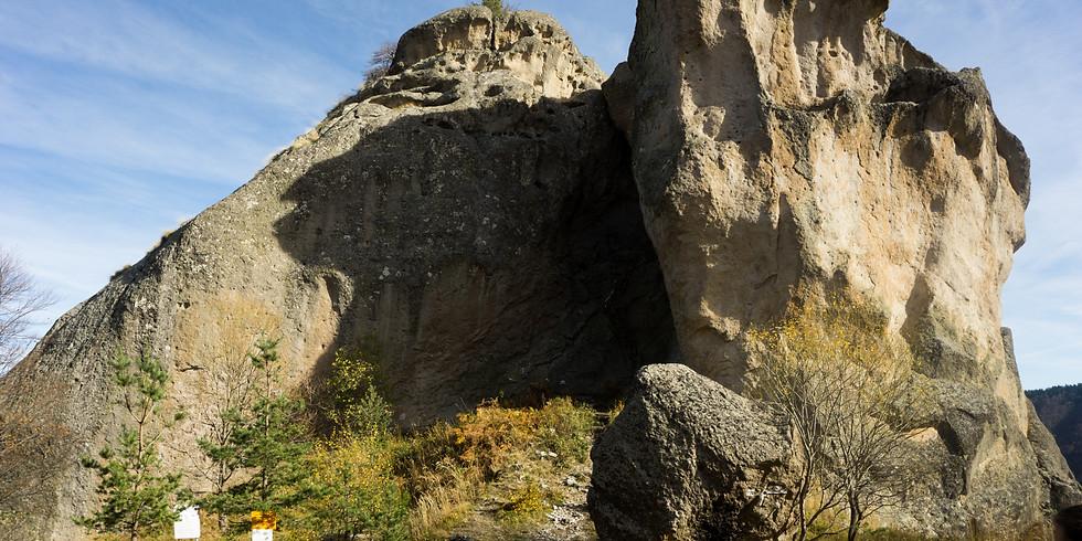 Мистичните тракийски светилища - Караджов камък и Белинташ