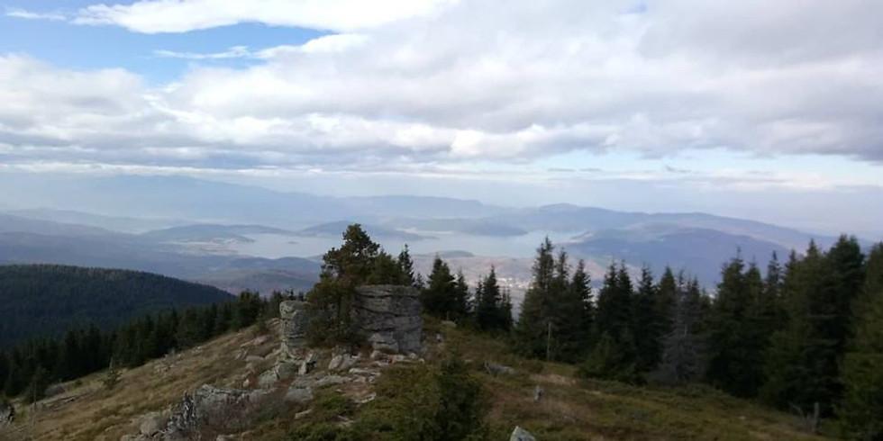 Един ден в Родопите - връх Баташки снежник