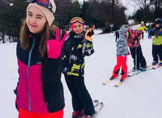 Зимата е за каране...на ски!