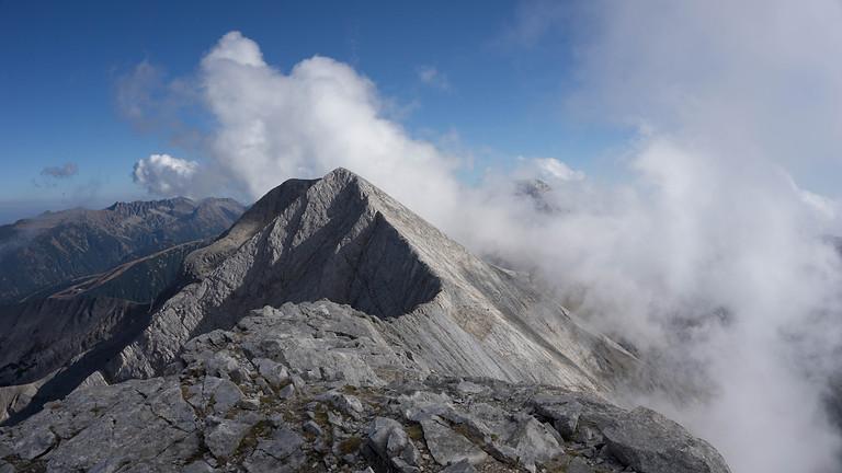 Ръбът Кончето и Муратов връх
