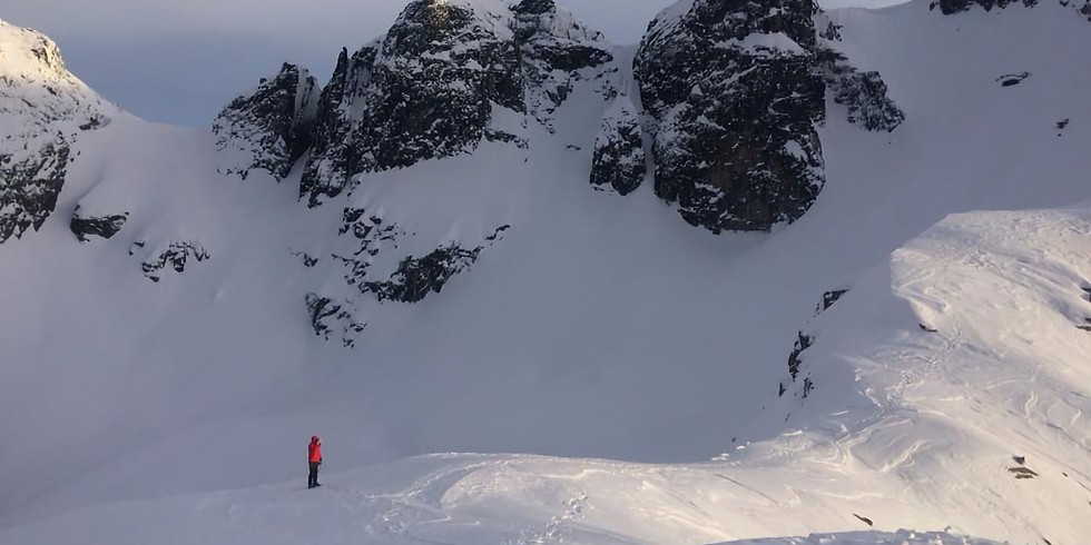 Зимен преход до Страшното езеро