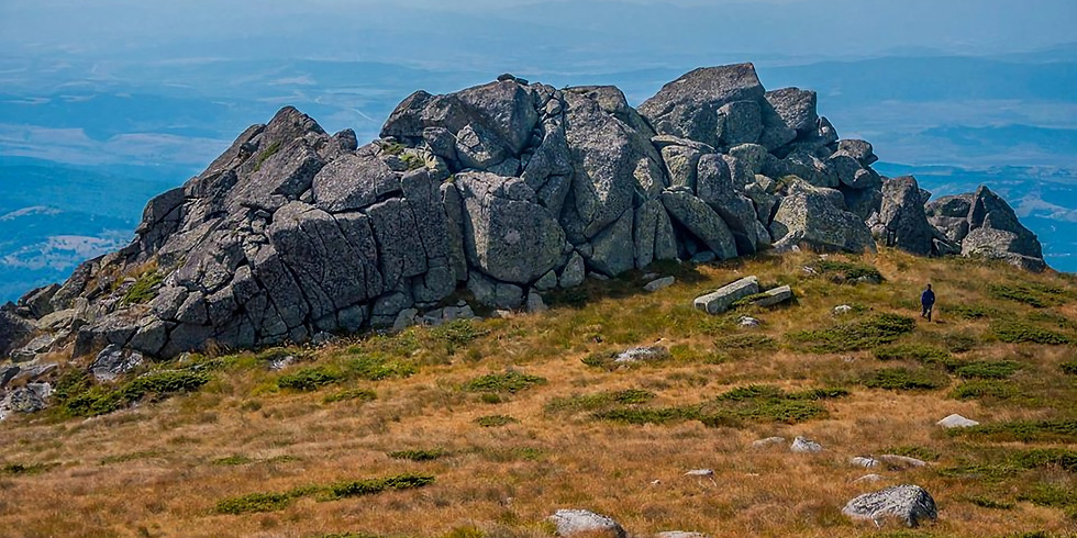 The Twelve Highest Peaks of Vitosha in One Day