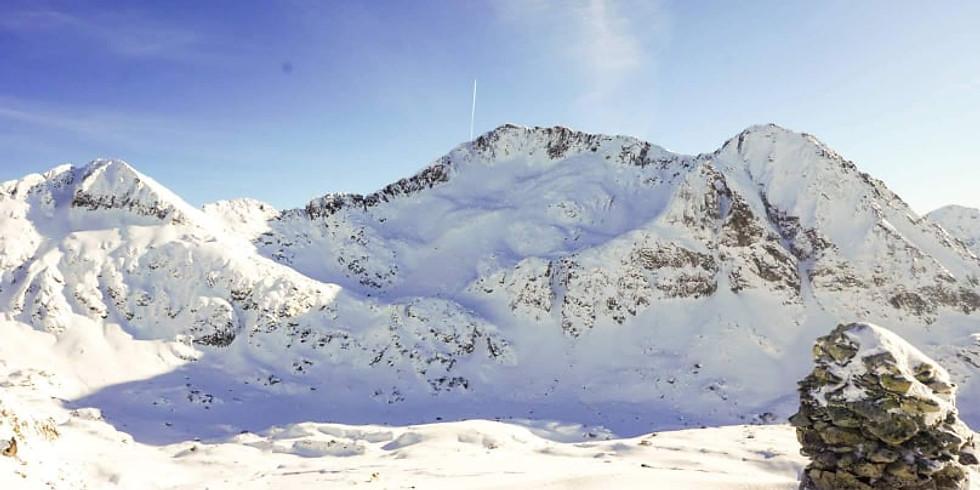 Зимно до връх Каменица