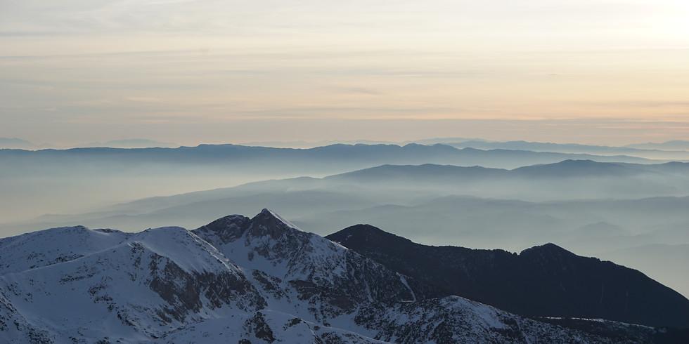 Зимно изкачване на връх Синаница