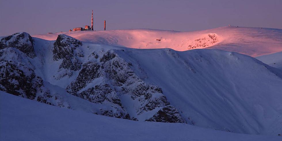 Зимно изкачване на връх Ботев