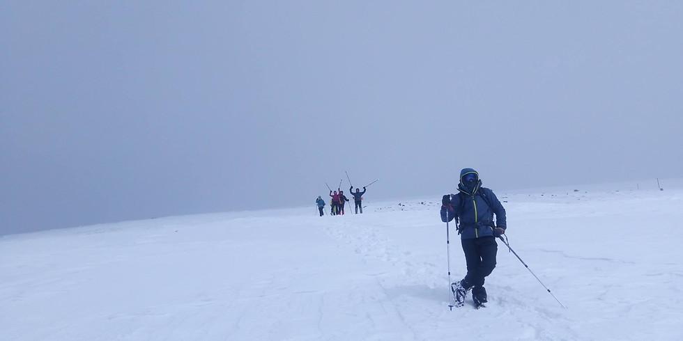 Зимно изкачване на връх Кабул