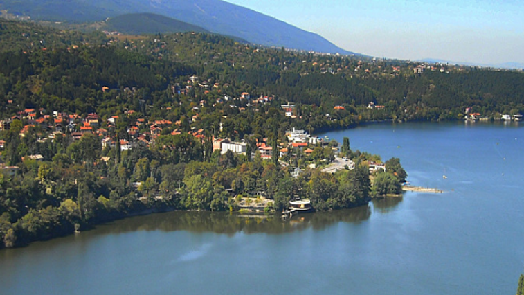 Kayaking Near Sofia: the Beauty of Lake Pancharevo