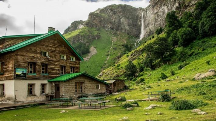 Hiking the Balkan Mountains - Botev Peak and Heaven's Waterfall