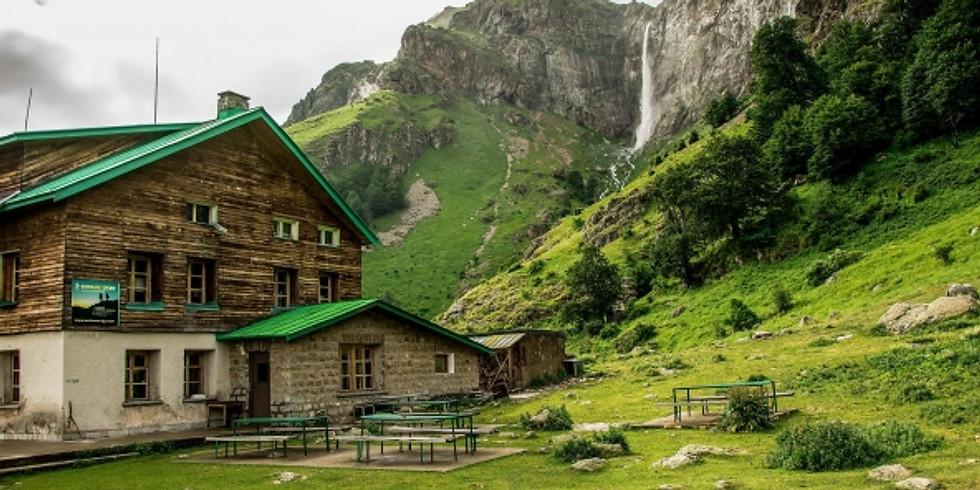 Райското пръскало и връх Ботев