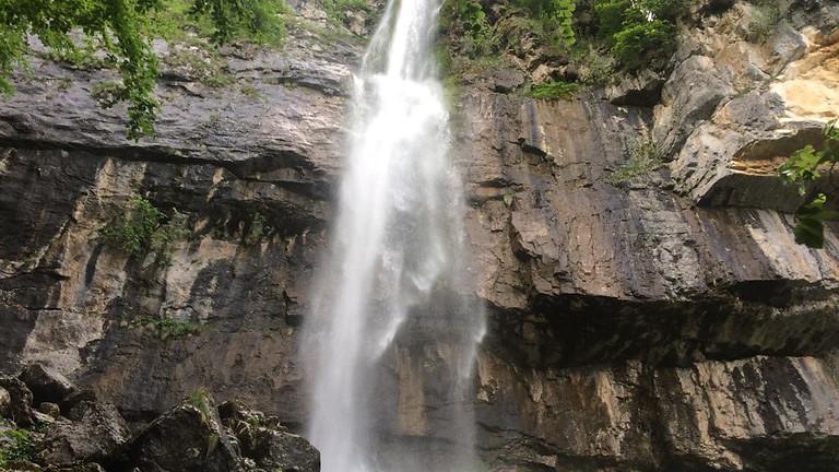 Водопад Боров камък и Врачанска Скакля