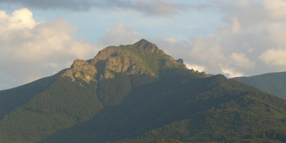 Изгрев от връх Марагидик