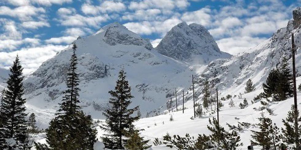 Зимно изкачване на връх Мальовица