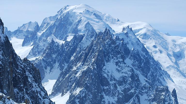 Изкачване на връх Монблан
