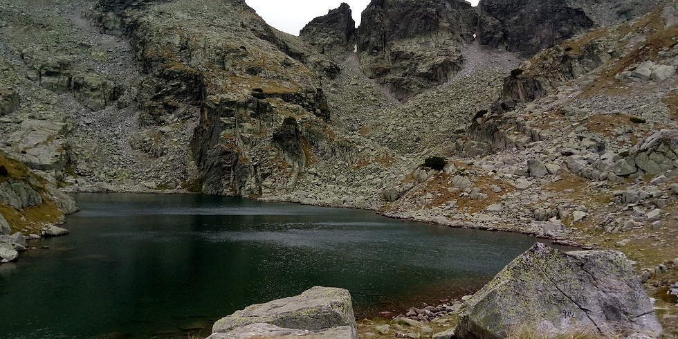 Голям Купен, Ловница и Страшното езеро
