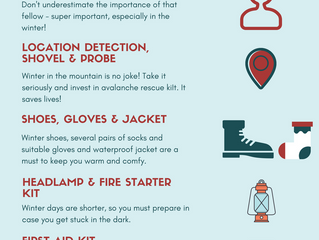 How to Pack for Your Winter Adventure