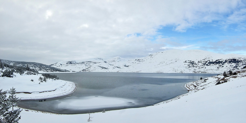 Зимно изкачване на връх Белмекен