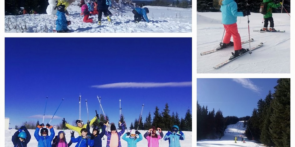Детски ски лагер Осогово