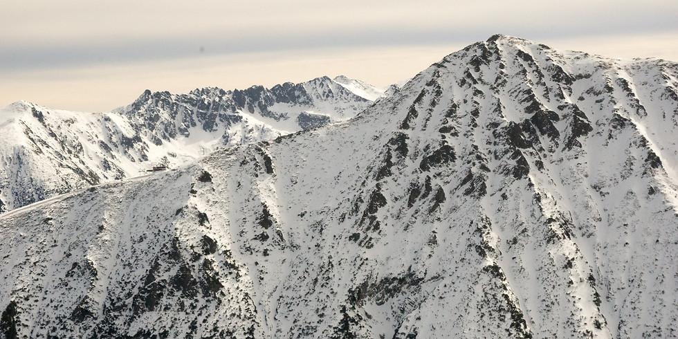 Северният ръб на връх Тодорка