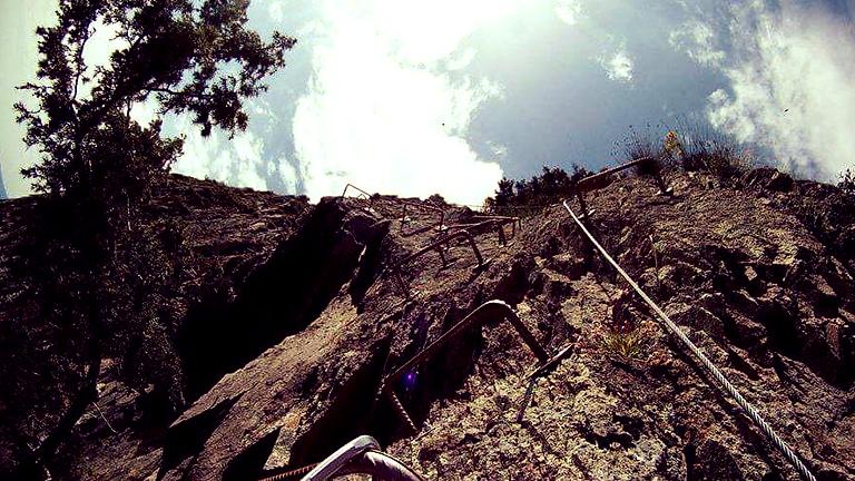 Malyovitsa Via Ferrata Trail