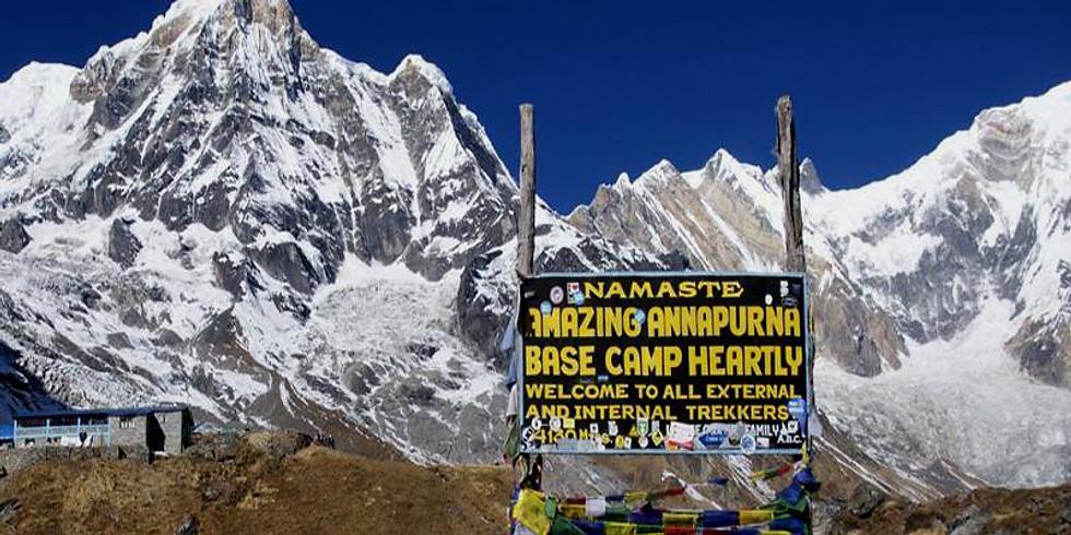 Светилището на Анапурна и магията на Хималаите