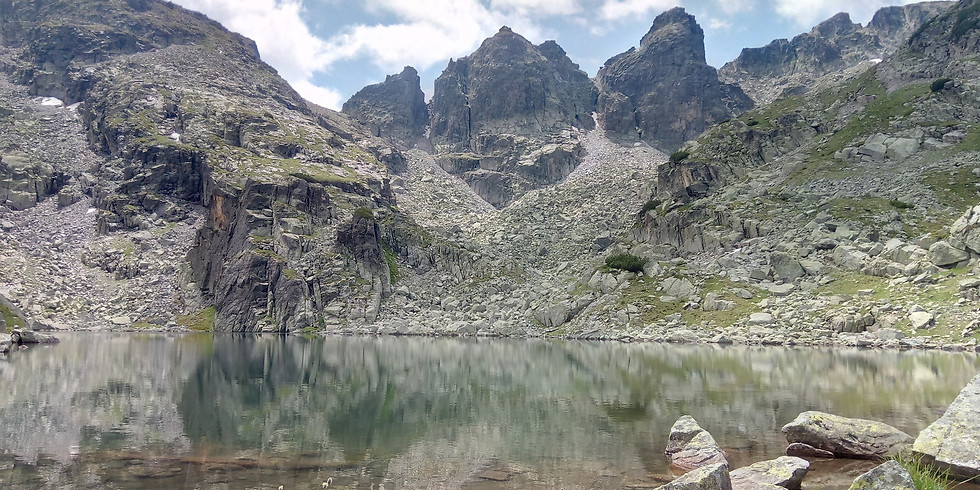 Страшното езеро и Йончево езеро