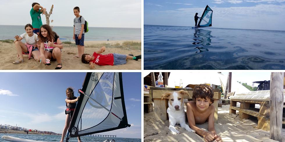 """Детски летен лагер """"Морски приключения"""""""