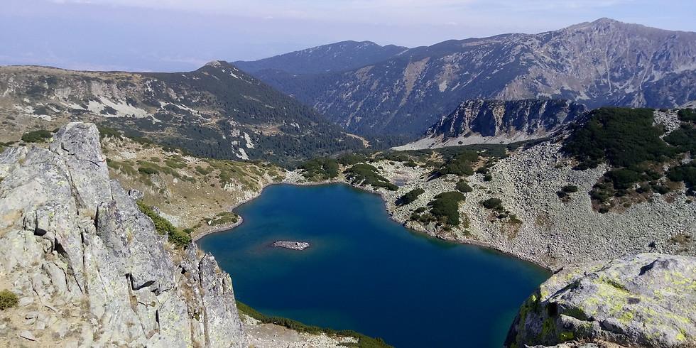 От Тевно езеро до Вихрен