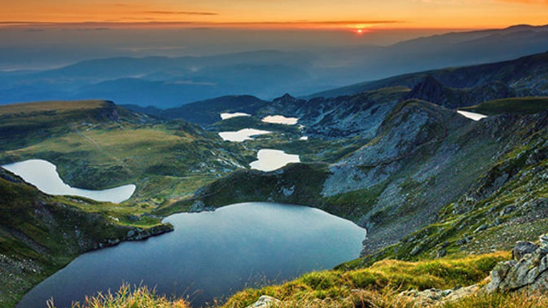 One-day Trip to the Seven Rila Lakes