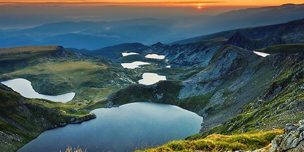 The Seven Rila Lakes and Ivan Vazov Hut