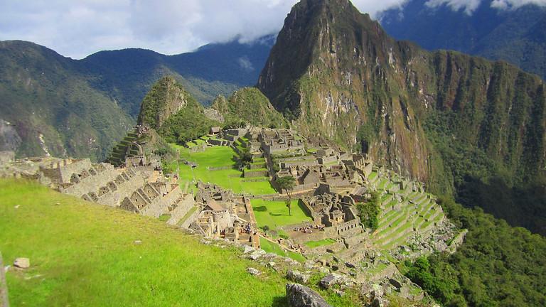 Трекинг в Перу - Мачу Пикчу, Кордилера Бланка и Шарената планина