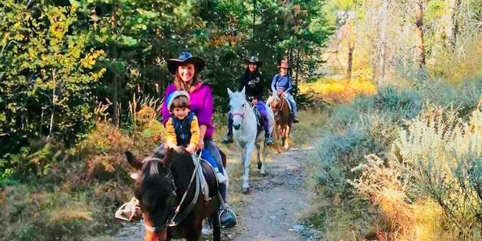 На коне из Родопите - есенна приказка в две действия