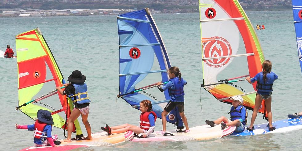 Детски сърф лагер