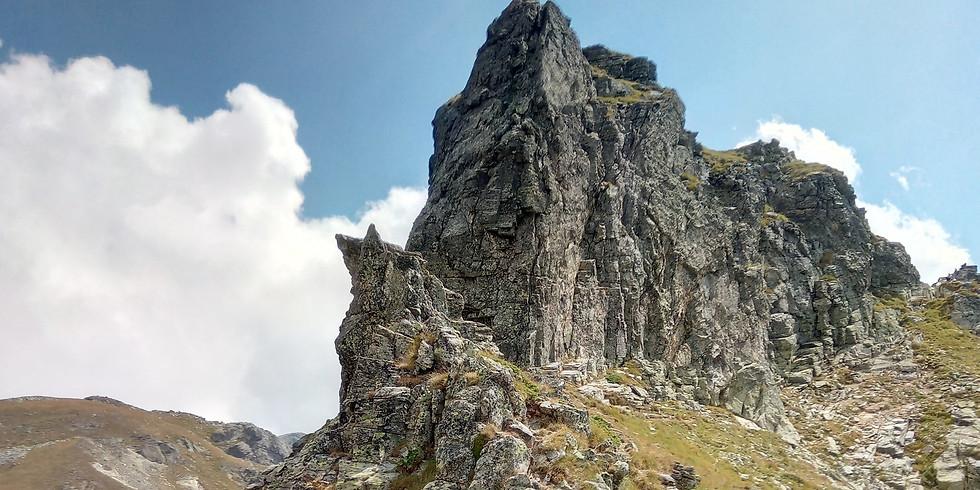 Изкачване на връх  Злият зъб и връх Двуглав