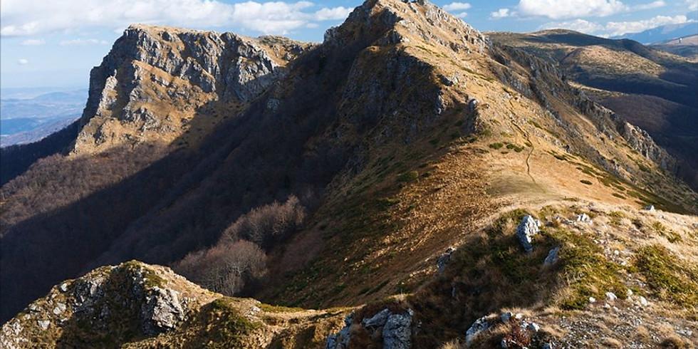 Връх Козя стена - един ден в Стара планина